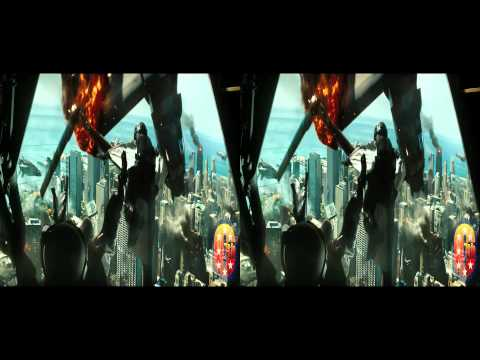 Transformers: Dark of the Moon (3D Video)