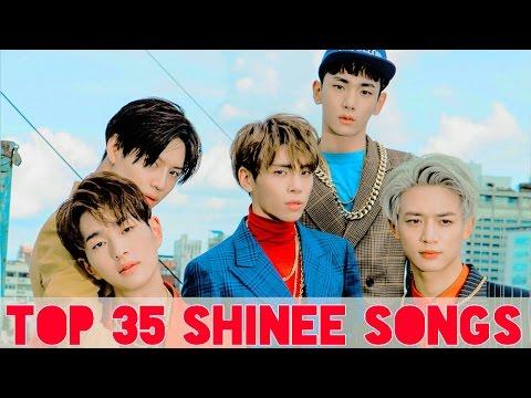 Top 35 SHINee Songs