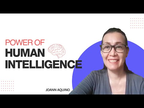 Power of Human Intelligence - Joann shares her knowledge in Architectural and Engineering designs.