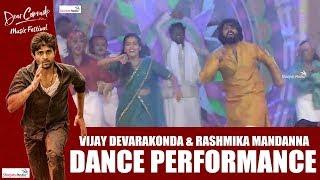 Dear Comrade Music Fest: Vijay Devarakonda, Rashmika perfo..