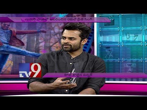 Sai Dharam Tej & Gopichand Malineni on 'Winner' - Exclusive