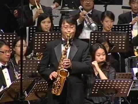 Memory (Sax and Wind Ensemble)