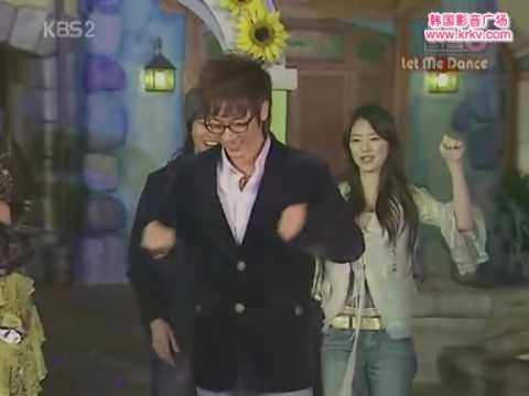 Heejun Woohyuk跳Candy 战士的后代