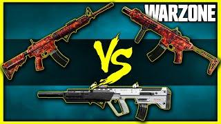 M4 vs Ram 7 vs M13 in Warzone!   Best Fast Fire Rate AR!