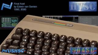 Final Axel - Edwin van Santen - (1990) - C64 chiptune