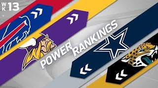 Week 13 Power Rankings | NFL