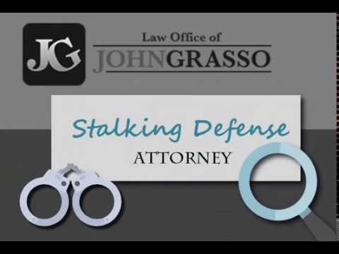 Stalking Defense Attorney