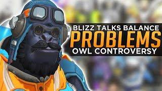 Overwatch: Blizzard Talks Balance Problems - OWL Controversy