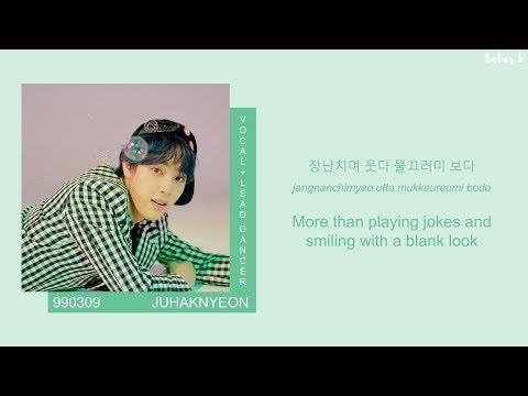 THE BOYZ (더보이즈) - 36.5° (Melting Heart) (color coded HAN/ROM/ENG lyrics/가사)