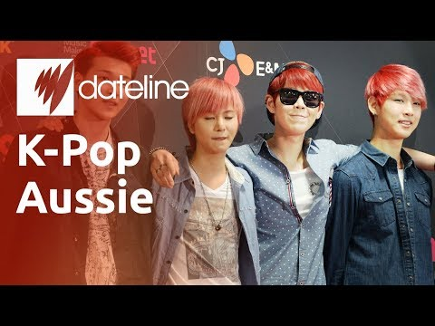 Meet Australia's Biggest Rising K-Pop Star - Hanbyul