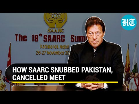 Pakistan isolated after SAARC nations reject Taliban request, cancel meet in New York