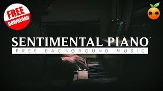 Sentimental Piano - Free Background Music | Orange Free Music | Instrumental