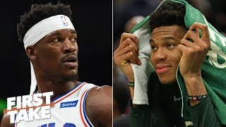 The 76ers want the Bucks – Stephen A. on the Eastern Conference finals   First Take