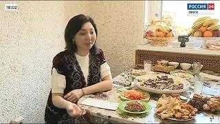 «Вести Омск» на канале «Россия 24», вечерний эфир от 22 марта 2021 года