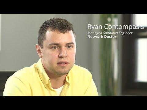 Versatile network infrastructure RMM