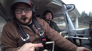 How to Fly: FULLY LOADED Short Field Takeoff in Alaska + Tree Clearance