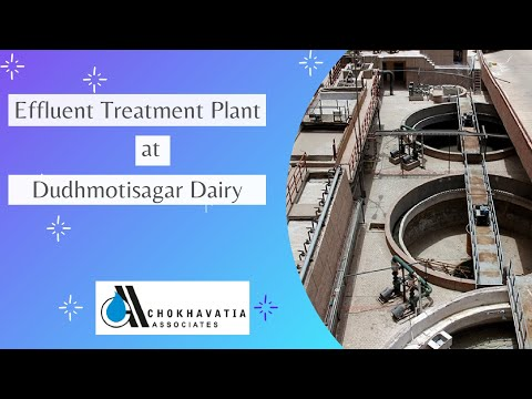 Dudhmotisagar Dairy - Effluent Treatment Plant – Design & Commissioning - Dharuhera