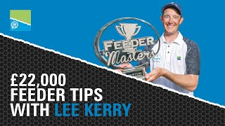 A thumbnail for the match fishing video £22,000 Feeder Fishing Tips | With Lee Kerry