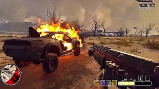 FRACTURED LAND - Official Trailer (New Post-Apocalyptic Battle Royale Game) 2018 HD