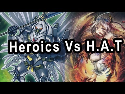 Heroics Vs H.A.T (Thousand Blades SO STRONG)