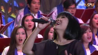 Hang Bê-Lem | Cẩm Vân – Khắc Triệu ft. MPU Choir | Giấc mơ đêm mùa đông 2015 (OFFICIAL)