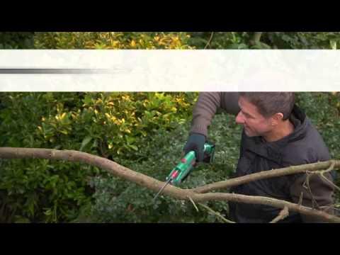 Bosch Garden Keo 10.8v Cordless Garden saw Li-ion 1 Blade