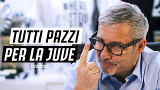 TUTTI PAZZI PER LA JUVE | 27/01/2020 | Napoli-Juventus Reactions