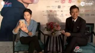 [Vietsub] Song Joong Ki - Giả Nãi Lượng