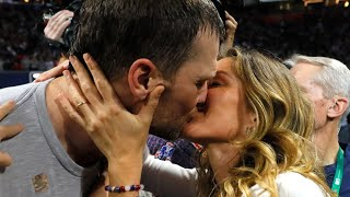 Weird Things Everyone Just Ignores About Tom Brady's Marriage