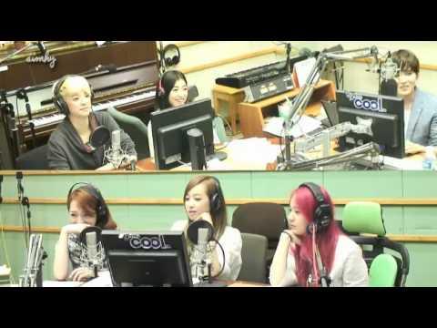 130729 f(x) choose the best Bridegroom Sehun Kangta Super Junior Ryeowook KTR