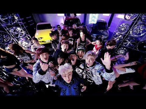 BTOB - 뛰뛰빵빵 (Beep Beep) Official Music Video