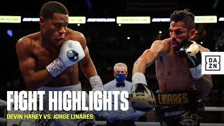 HIGHLIGHTS   Devin Haney vs. Jorge Linares