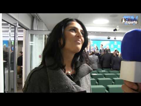 Declaraciones de Nuria Barrera sobre el cartel de la Semana Santa de 2016