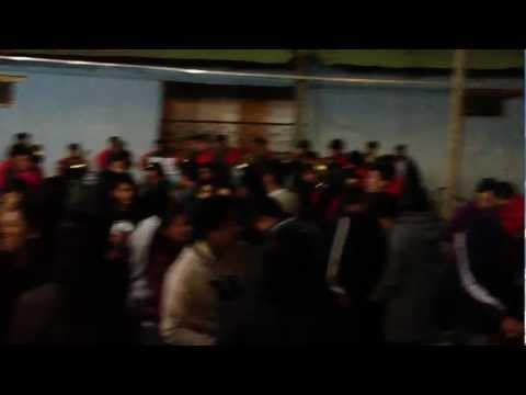 Fiesta Patronal de San Santiago en Pamparomas. Día 25 de julio del 2012