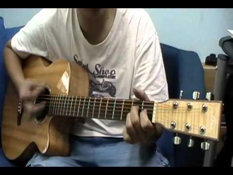 張雨生-天天想你 (Key-A) Guitar Cover