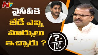 JD Lakshminarayana interesting comments on CM Jagan ruling..