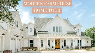 Modern Farmhouse Home Tour with Jessica of The Old Barn
