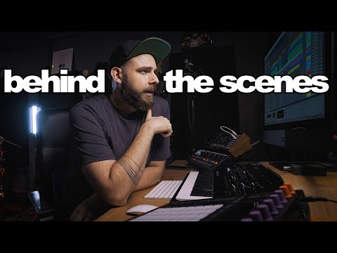 Behind The Scenes Of Making My Debut EP
