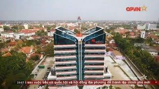 Viettel khánh thành trụ sở Unitel hoành tráng tại Lào