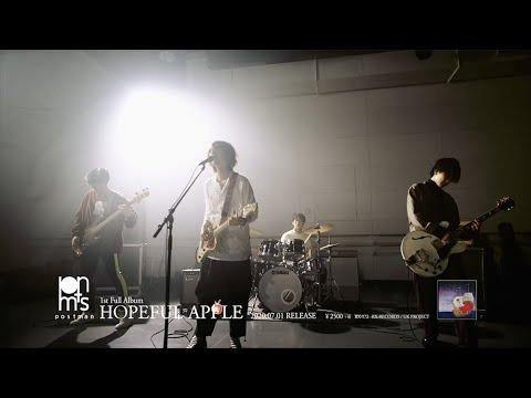 postman 7月1日(水)発売1st Full album