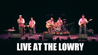The Lancashire Hotpots - Live At The Lowry DVD (HD) 2014