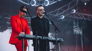Monarchy - Hey Ya! (OutKast cover) live at Atlas Weekend 2019