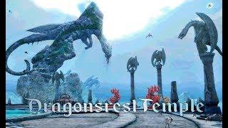 Aion - Enshar: Dragonrest Temple (1 Hour of Music)