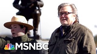 NYT: Steve Bannon Subpoenaed By Special Counsel In Russia Probe | MSNBC