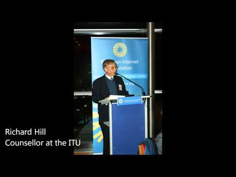 Richard Hill (ITU Counsellor) on WCIT and ITRs