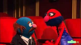 Sesame Street - Spider Monster the Musical (FULL SKETCH)