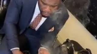 50 Cent Smoking