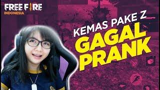 KEMAS PAKE Z BIKIN LEMES SARAH VILOID! - FREE FIRE GARENA