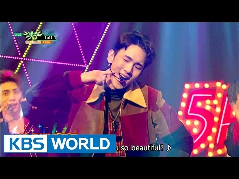 SHINee - Feel Good / 1 of 1 [Music Bank COMEBACK / 2016.10.07]