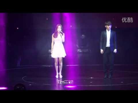 140817 EXO Chen & Zhang Li Yin - Breath 呼吸